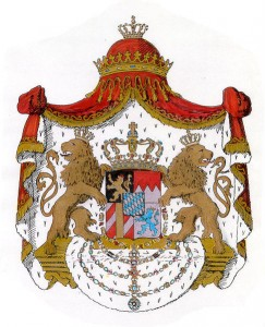 Coat of Arms of the Kingdom of Bavaria1835-1918